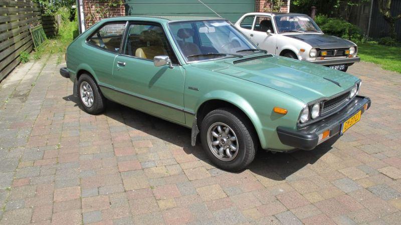 fs honda accord 1980 hatchback in netherlands  europe 1980 honda accord hatchback green 1980 honda accord hatchback image