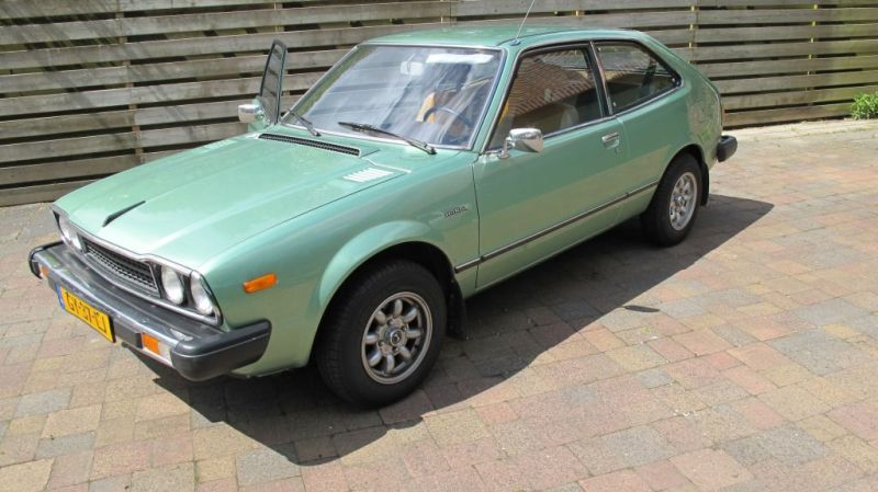 Fs Honda Accord 1980 Hatchback In Netherlands Europe