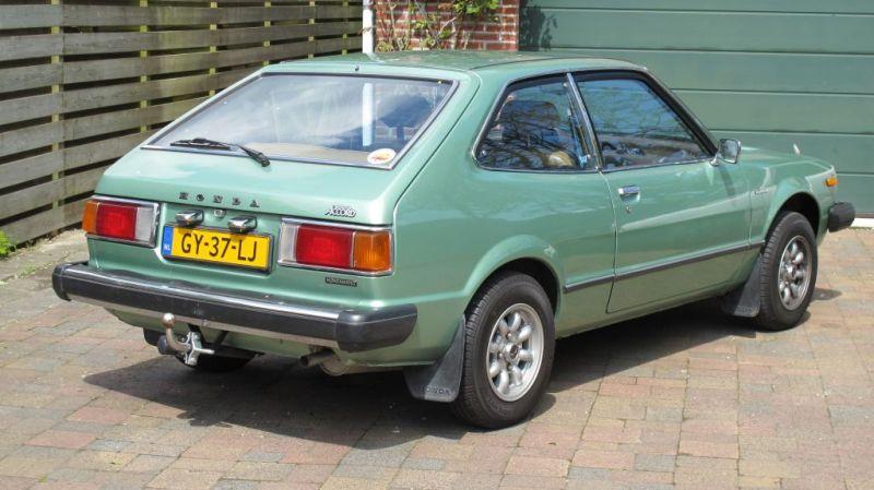 Fs Honda Accord 1980 Hatchback In Netherlands Europe